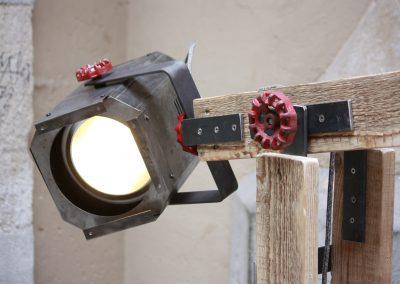 Lámpara Gravia