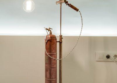 Lámpara Vigneau