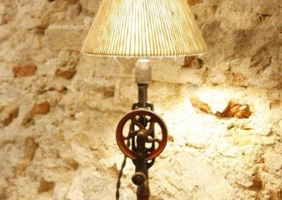 Lámpara Terebro